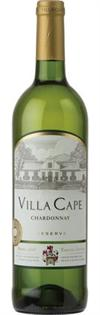 Villa Cape Chardonnay Reserve 2015 750ml - Case of 12